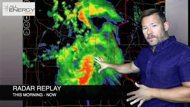STORM UPDATE: Derecho, hurricane force winds possible in Wisconsin
