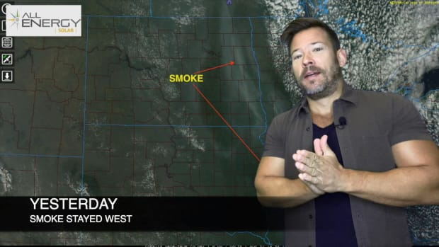 Aug. 2 Weather With Sven: When will the smoke be leaving?