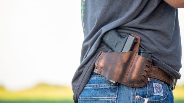Pixabay - pistol holster handgun