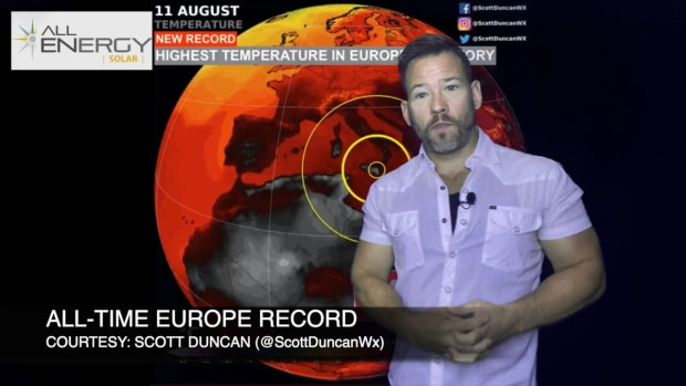 Aug. 11 Weather with Sven: Two cool fronts flush out humidity