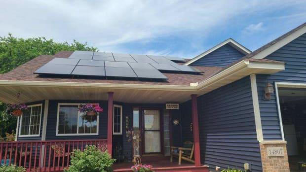 Rosemont Minnesota solar installation - All Energy Solar