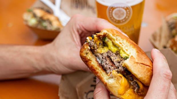 Revival at Indeed - media photo - burger beer