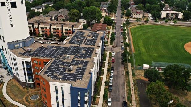 Riverton Solar Installation - brook avenue - All Energy Solar