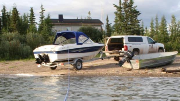 Flickr - boat lake ramp