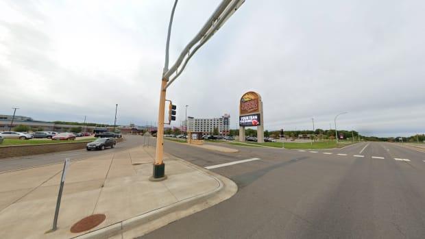 Grand Casino Mille Lacs - US-169, Onamia, Minnesota - September 2019