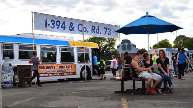 express  bus state fair metro transit