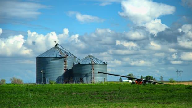 grain bin, farming