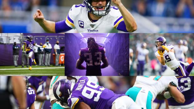 Vikings players