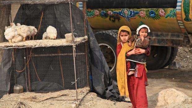 Pixabay - afghanistan children stock