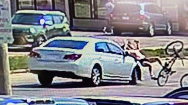 Hit-and-run crash in Austin