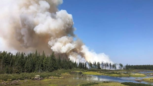 US Forest Service - defensive burn out Greenwood Fire - acebook AUg 23