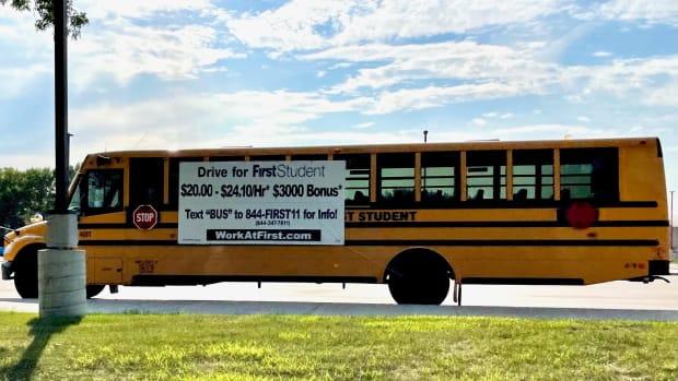 bus driver shortage, school bus