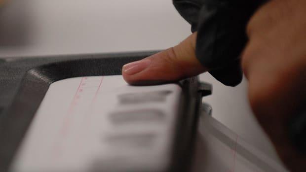 fingerprinting fingerprints