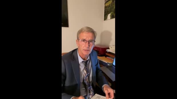 Scott Jensen YouTube video screengrab Sept 10 2021