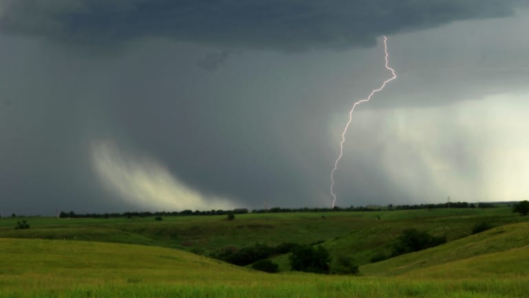Storms likely to rush through Minnesota Monday afternoon