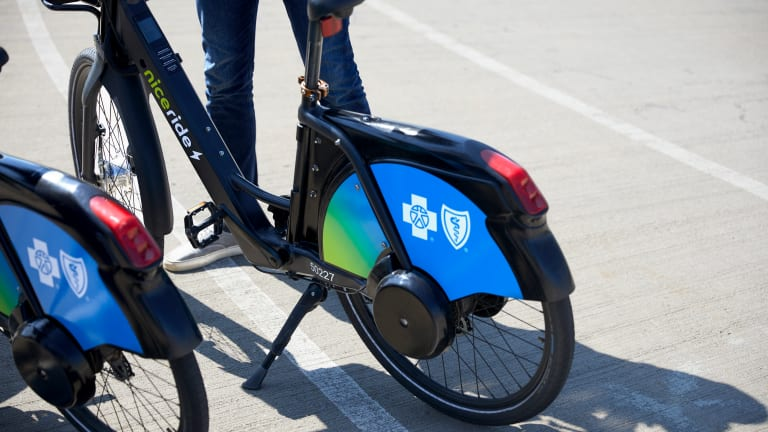 Minneapolis, St. Paul look to team up on new bike, scooter program