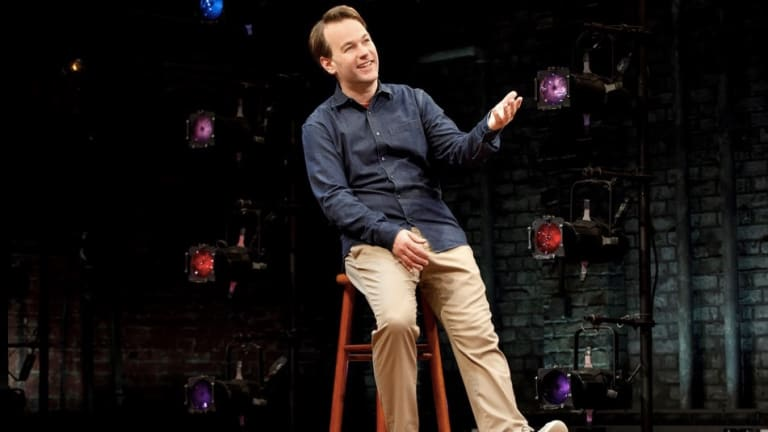 With 'The New One,' funnyman Mike Birbiglia brings Broadway to the Ordway
