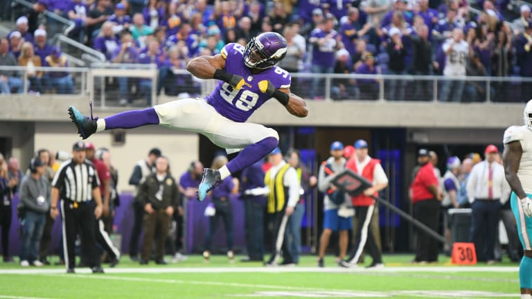 Vikings-Lions: 5 things you can count on happening
