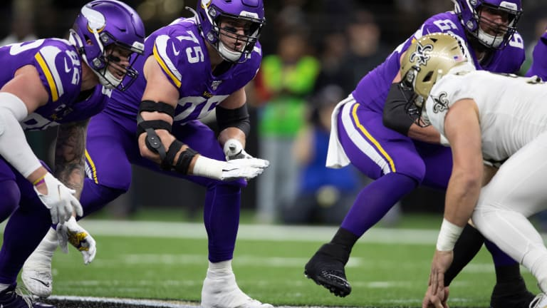 Vikings sign tackle Brian O'Neill to $92.5 million contract extension