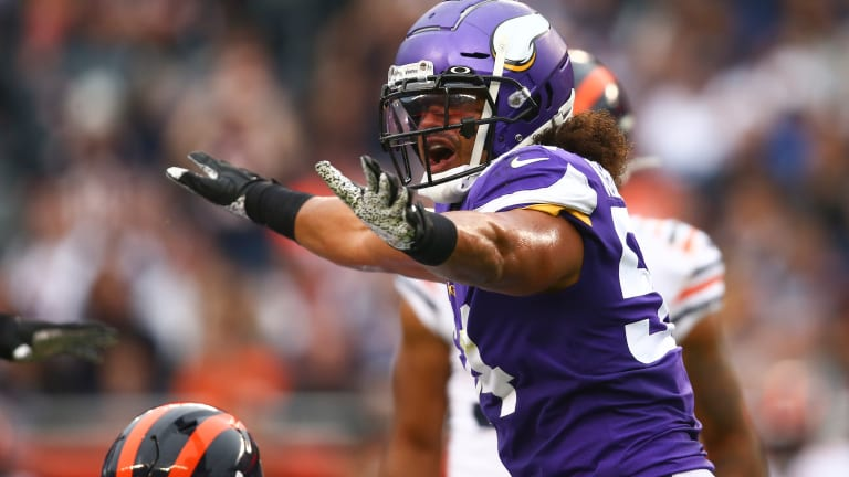 Vikings could legitimately pin loss to Browns on the officials