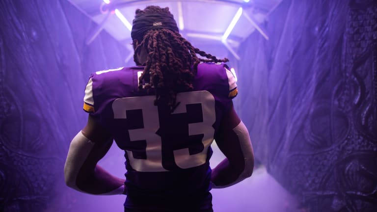 Dalvin Cook misses Vikings practice on Friday