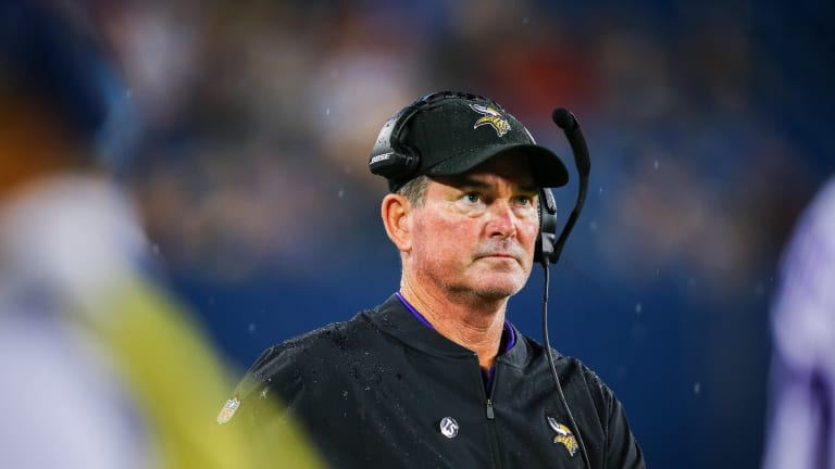 Does Mike Zimmer's coaching style mesh with the Vikings' strengths?