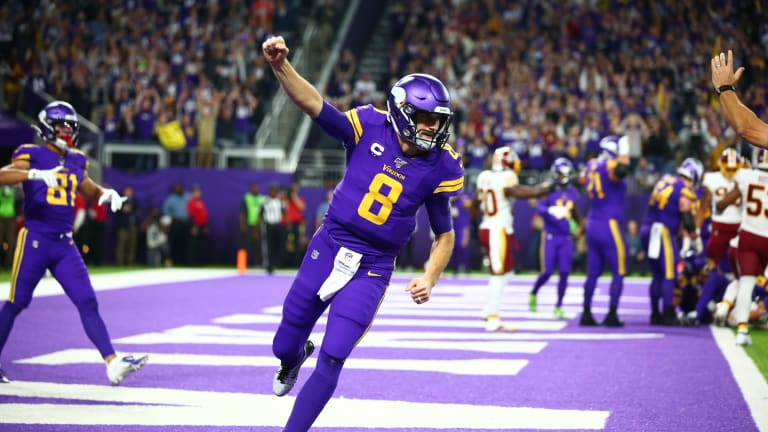 Buy or sell the Minnesota Vikings as a true contender?