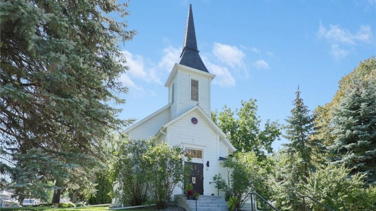 Gallery: Historic church renovated into home is on the market for $248,000