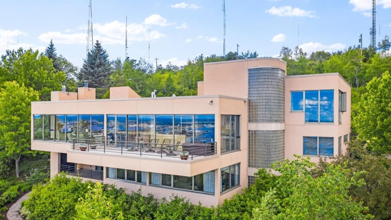 Gallery: Home with panoramic views of Duluth, Lake Superior on the market for $1.49M