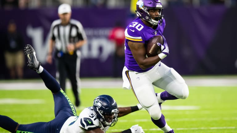 Vikings-Seahawks: 5 things you can count on happening