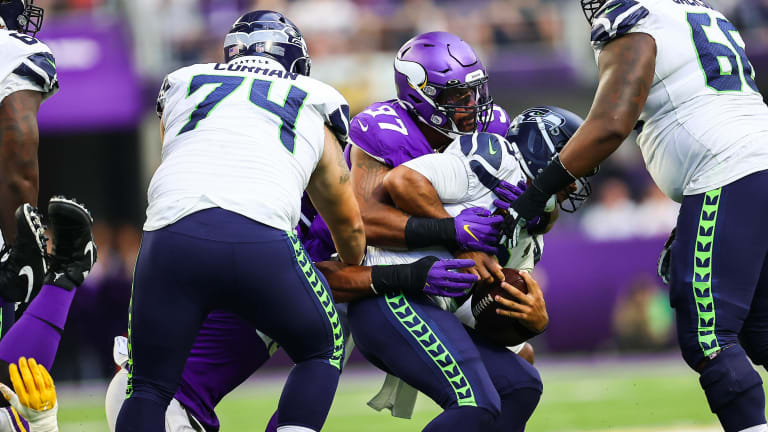 Vikings come from behind for resounding win over Seattle