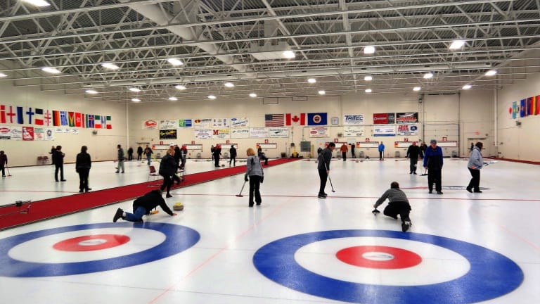 Curling Olympic trials will be held on the Iron Range instead of California