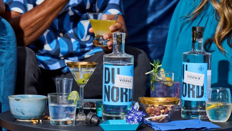 Now serving: Du Nord's vodka will be available on Delta's domestic flights