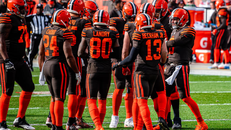 Coller: Browns game will test all the Vikings theories