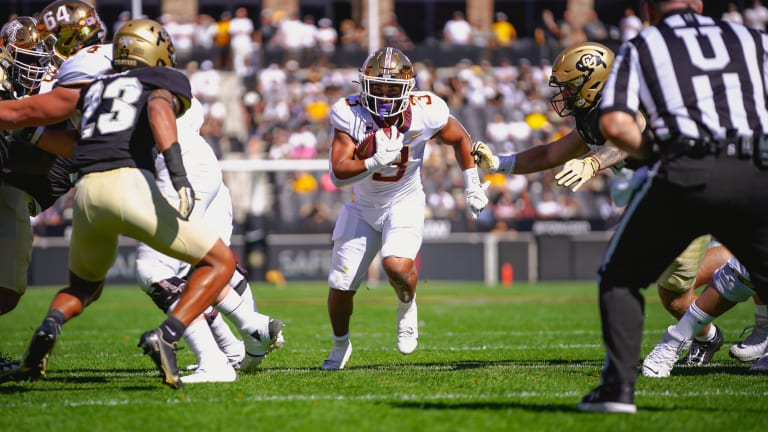 Gophers' Trey Potts won't return this season after 'really scary' injury