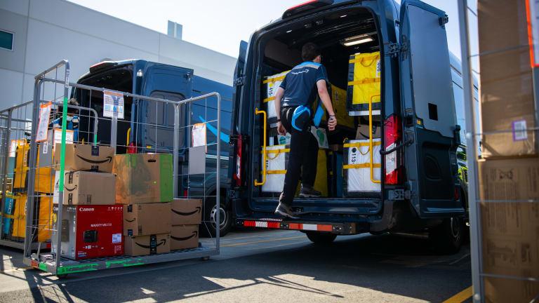 Amazon distribution center coming to Woodbury