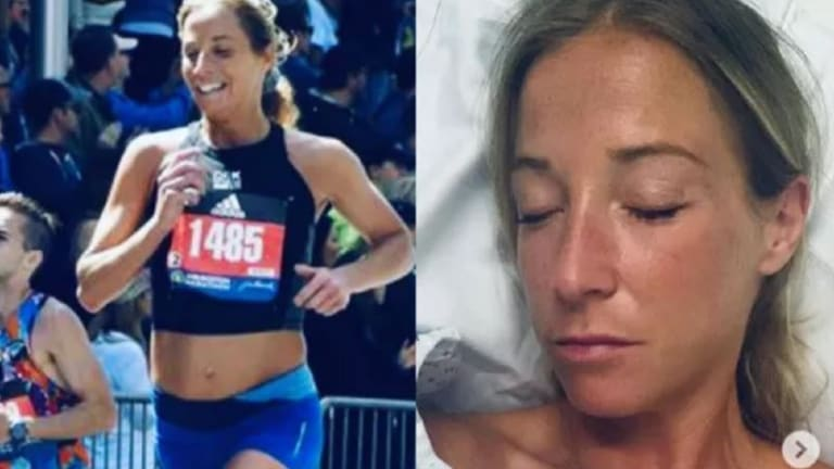 Accomplished Minnesota runner goes into cardiac arrest during Boston Marathon