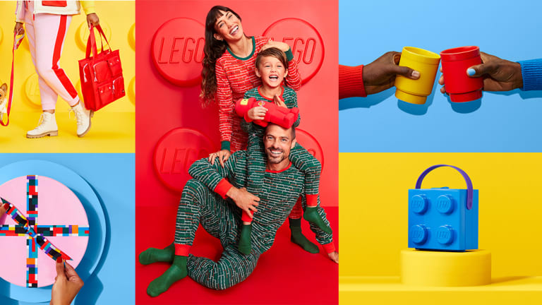 Target teams up with LEGO on new collection of clothes, home goods
