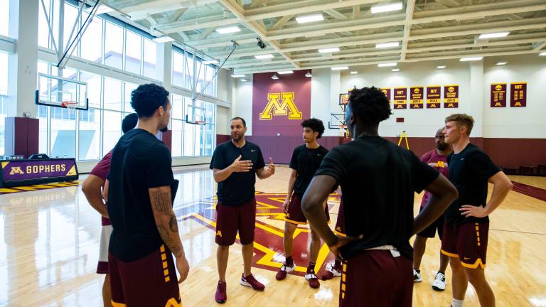 Gopher men's basketball schedule released: Big Ten opens against Michigan State
