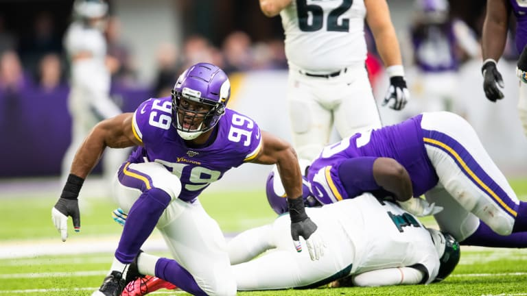 Coller: Let's talk about a Vikings football game
