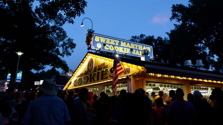 Charges: Man protecting his wife beaten unconscious at Minnesota State Fair