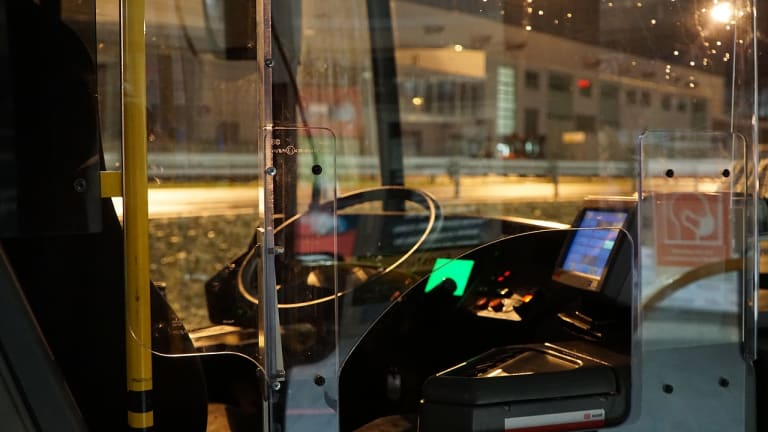 Charges: Bus passenger who refused to pay fare stabs driver with pen, screwdriver