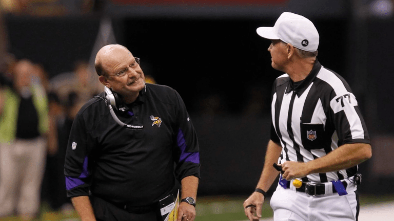 12 years later, Brad Childress publicly blames Ben Leber for 'schism' controversy