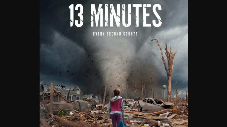 Deadly Minnesota tornado featured on cover of upcoming movie '13 Minutes'