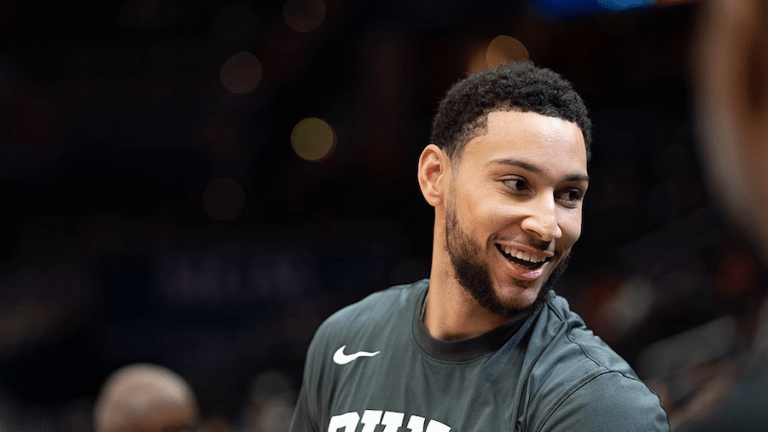 Report: Ben Simmons open to playing with Timberwolves
