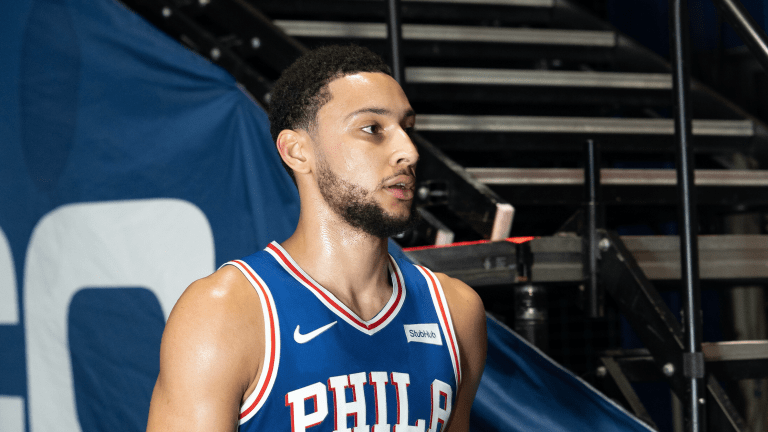 The Ben Simmons situation in Philadelphia continues to evolve