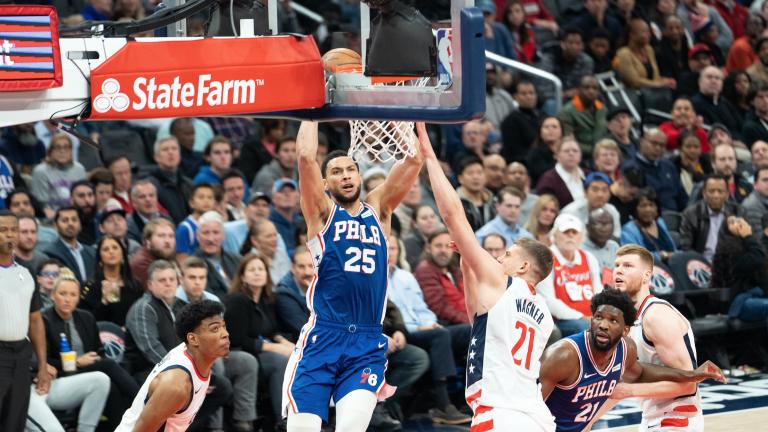 Timberwolves still reportedly 'bullish' on Ben Simmons