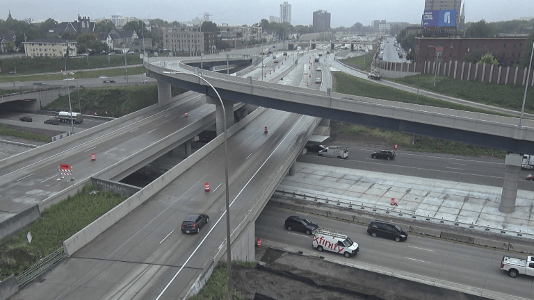 Final overnight closures mark end of yearslong I-35W project