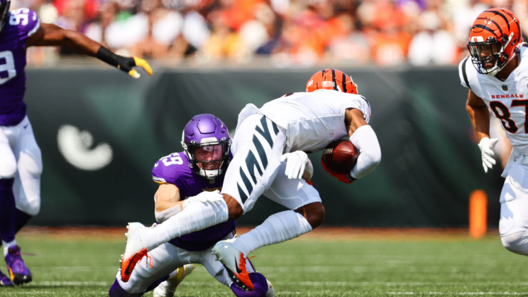 Vikings in serious jeopardy of falling into a deep hole