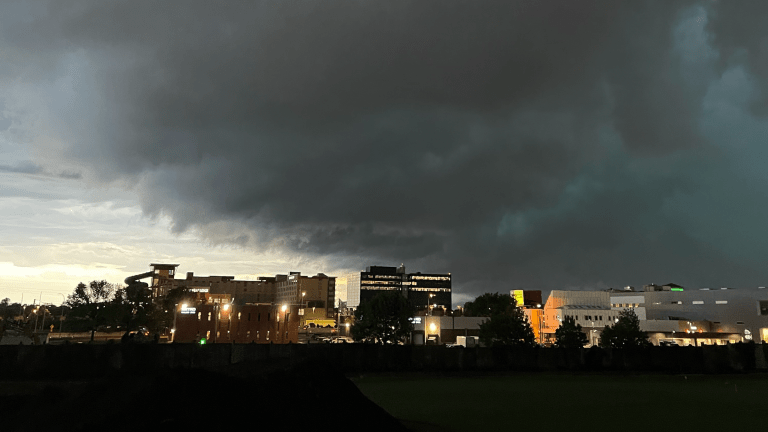 Severe weather Thursday: Here's what the NWS is saying